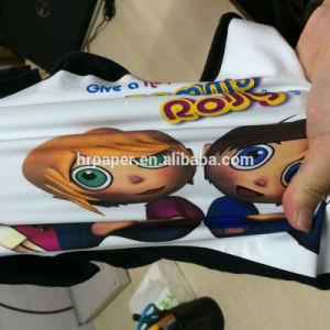 Custom Printing Dark/Light T-Shirt Transfer Paper for Cotton T-Shirt/Garment pictures & photos