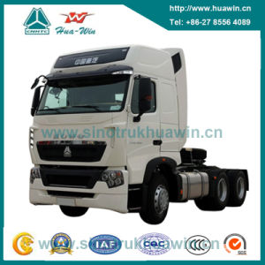 Sinotruk HOWO T7h 310HP 6X4 Tractor Truck Euro III pictures & photos