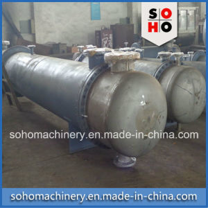 Stainess Steel Shell and Tube Heat Exchanger/Titanium Fin Tube Heat Exchanger pictures & photos