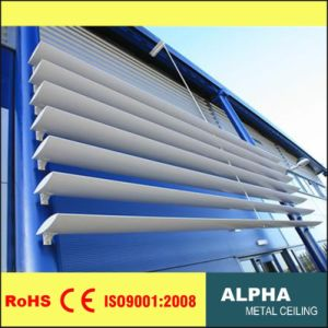 Aluminum Metal Exterior Outdoor Sun Louver/ Sun Shutter pictures & photos