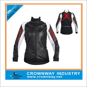 Nylon Waterproof Breathable Custom Cycling Jersey for Men pictures & photos