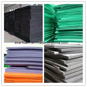 EVA Foam with Waterproof Shockproof Materials Used for EVA Sheet Closed Cell PE Foam Custom EVA in Sheet with Low Price pictures & photos