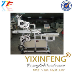 Double-Side-Adhesive-Screen-Guard-Labeling-Machine pictures & photos