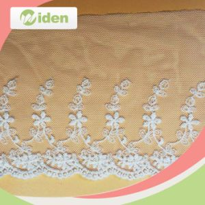 Latest Pretty Bulk Bridal Chantilly Lace pictures & photos