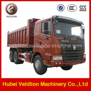 China Iveco Genlyon 8X4 380HP Dump Truck pictures & photos