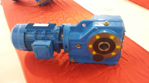 K Series Helical Gear -- Bevel Transmission Gearbox