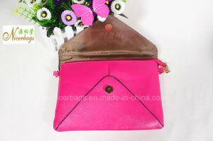 Wholesale China Pattern PU Ladies Girls Clutch/Shoulder Bag pictures & photos