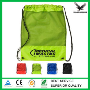 Custom Promotion Polyester Mesh Bag pictures & photos