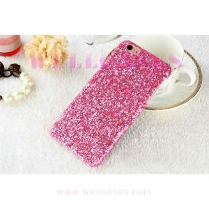 New Mermaid Bling Shine Powder PC Hard Phone Case for iPhone6/6plus