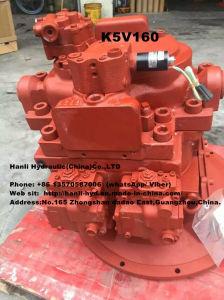 (K5V160) Kawasaki Hydraulic Cat Main Piston Pump for Doosan Excavator pictures & photos