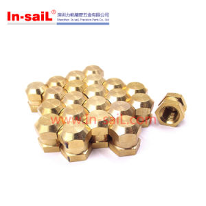 DIN 16903 Brass Nuts 3.5mm pictures & photos