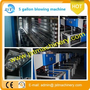 5 Gallon Semi-Automatic Stretch Blow Molding Machine pictures & photos