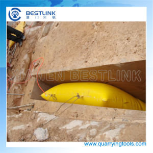 Quarry Block Pushing Polymer Air Bag for Stone pictures & photos