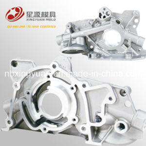 Chinese Exporting Top Quality Durable Latest Technology Aluminium Automotive Die Casting-Oil Cylinder pictures & photos