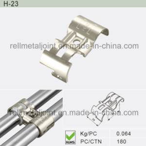Nickel Plated Metal Joint for Galvanized Pipe (H-23) pictures & photos