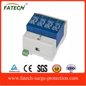 goods from china 3+npe lightning surge arrester ac 275v spd pictures & photos