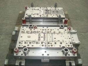 Reliable Metal Stamping Progressive Mold pictures & photos