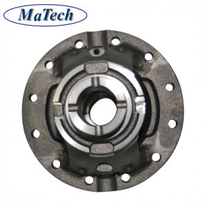 High Precision Ductile Iron Shell Molding for Differential Case From Supplier pictures & photos