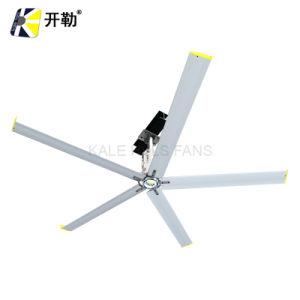 Hvls High Quality 1.5kw 5 Fan Blades Industrial Ceiling Fan Cooling Ventilator (KL-HVLS-D6BAA61)