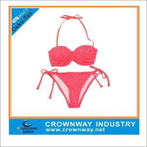 Private Label Triangle Swimming Bikini Neoprene Manufacturer pictures & photos
