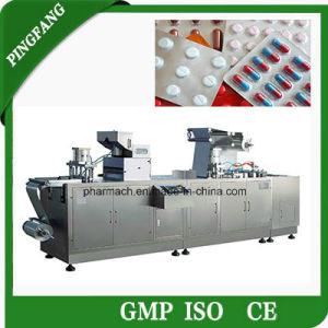 Dpp250s 2 Plate Style Al-Al and Al-Plastics Blister Packaging Machine pictures & photos