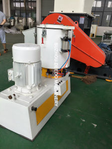 Plastic Mixer Machine with PVC Powder pictures & photos