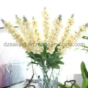 Unique Decorative Single Delphinium Artificial Flower (SF12323B)