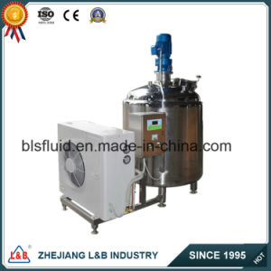 500L High Quality Stainless Steel Milk Cooling Tank pictures & photos