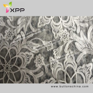 010rapid and Efficient Cooperation Finest Quality Embroidery Fabric Lace pictures & photos