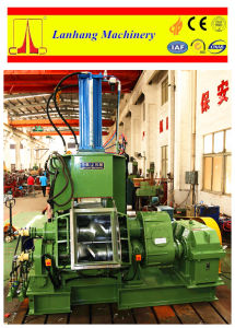 Lanhang Brand Rubber Hydraulic Dispersion Kneader with Ce Certificate pictures & photos