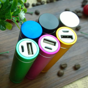Mini Cylinder Power Bank pictures & photos
