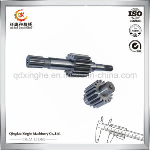 Metal Casting Products Machining Castings Bevel Gears with Nitriding pictures & photos