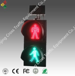 Kls-Vp36 LED Pedestrian Voice Prompt Traffic Light