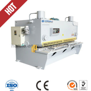 Brand Harsle Metal Sheet Hydraulic Guillotine Shearing Machine pictures & photos