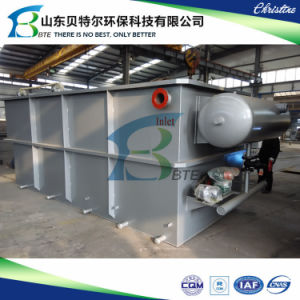 Dissolved Air Flotation Machine/Units (DAF) for Oil & Ss Removal pictures & photos