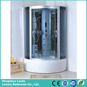 Hot Sliding Glass Shower Cabin with FM Radio (LTS-810) pictures & photos