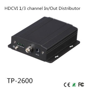 Hdcvi 1/3 Channel in/out Distributor {Tp2600} pictures & photos