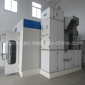 Spl-C-II Series Spraying Industrial Paint Booth with High Quality