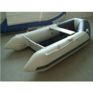 Small PVC Inflatable Tender Boat Dinghy (270cm) pictures & photos