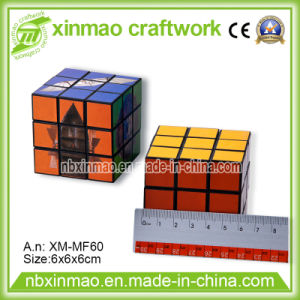 6cm Rubiks Cube with Full Color for Promo pictures & photos