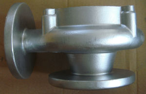 Machined Precision Castings Pump Parts