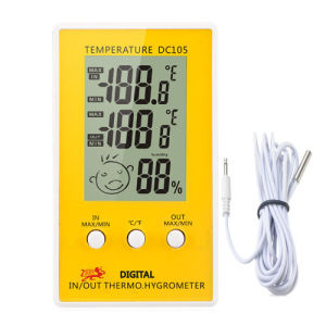 Large Digital Decorative Outdoor Thermometer DC-105 pictures & photos