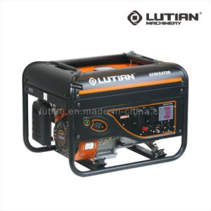 2.0-2.8kw Portable Gasoline Generator with Key Starter pictures & photos