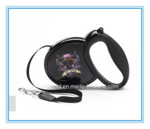 Logo Retractable Pet Leash pictures & photos