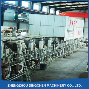 High Effect Kraft Paper Making Machine (3200mm 30tpd) pictures & photos