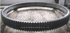 Circular Alloy Steel Gear Wheel pictures & photos