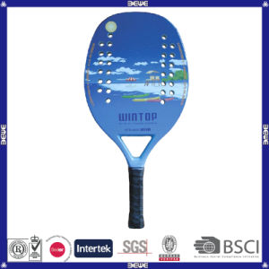 High Quality Carbon and EVA Beach Tennis Racket for Hot Sale pictures & photos