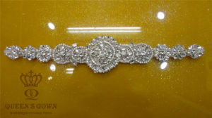 2015 New Wedding Dress Rhinestone Belt, Factory Direct pictures & photos