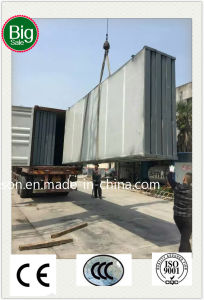 Portable Prefabricated/Prefab Mobile House in Construction Area pictures & photos