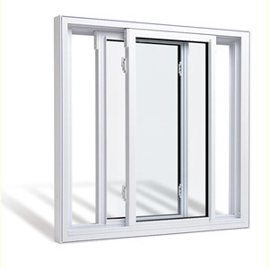 Powder Coating Aluminium Sliding Window pictures & photos